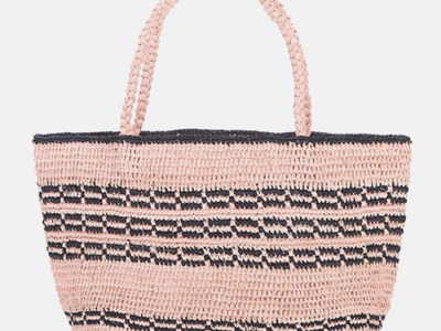 Wishing Grass Handmade Woven Bag