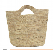 Lafite Grass Handmade Woven Bag